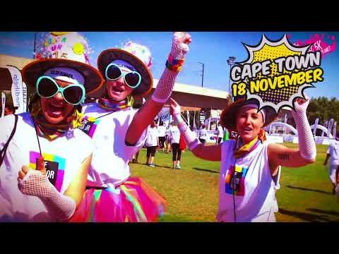 The Color Run Cape Town 2017
