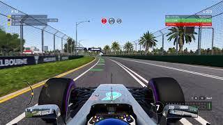 F1 2017 - The Beginnings of it ALL - ZERO Skiils LOL
