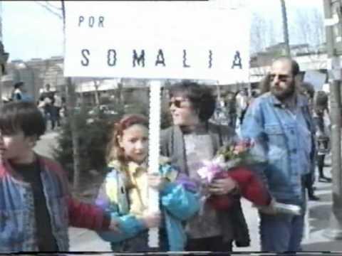 1993 El naranjo por somalia