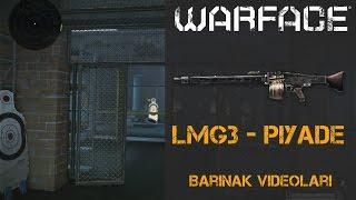 Warface LMG3 - MG3 - Barınak