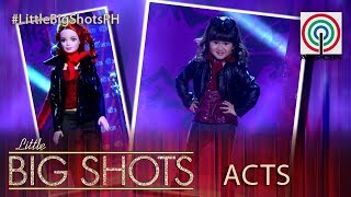Little Big Shots Philippines: Athalia | 3-year-old Little Fashionista
