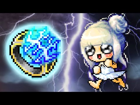 MapleStory GMS - Cubing Lightning God Ring