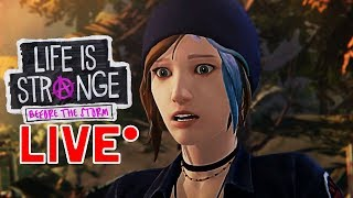 LIVE! Life Is Strange: Before The Storm Episode 3(Hell is Empty) w/Cupquake