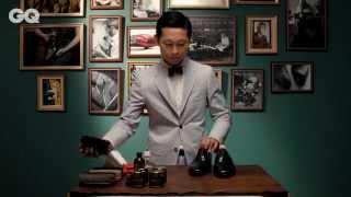 OAKROOM與長谷川裕也先生的磨靴之道|GQ Style