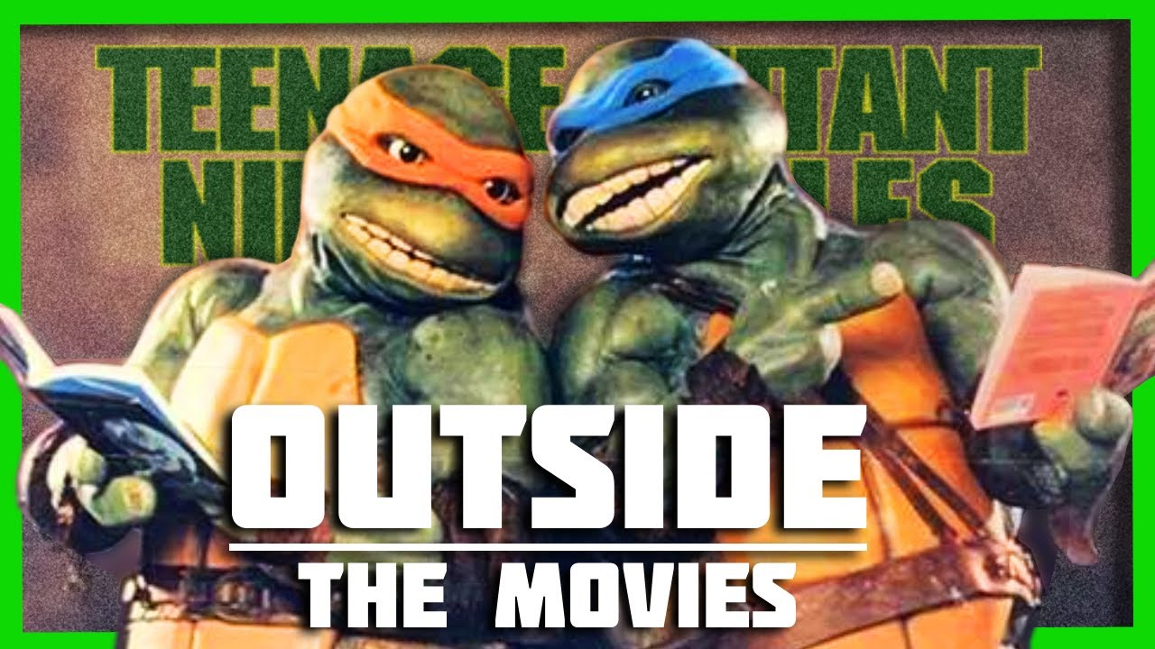 Download 6 Times The 90's Ninja Turtles Appeared - (Outside of The Movies!)