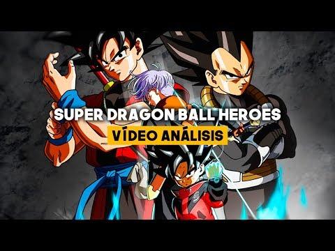 Super Dragon Ball Heroes World Mission Analisis Meristation