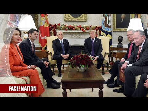 Open: This is Face the Nation, January 21, 2018
