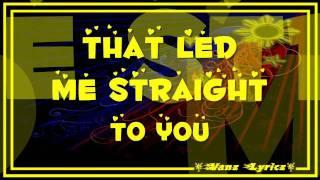 Rascal Flatts - Bless The Broken Road (Lyrics) Video