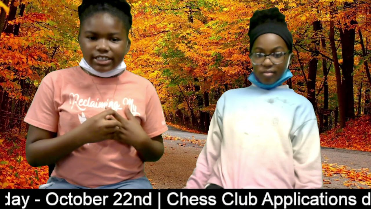 Carver Morning News - Tuesday - October 12, 2021