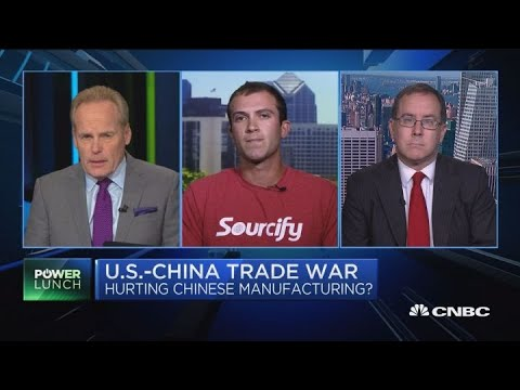 Manufacturers In China Have To Diversify Their Supply Chain, Sourcify CEO Says