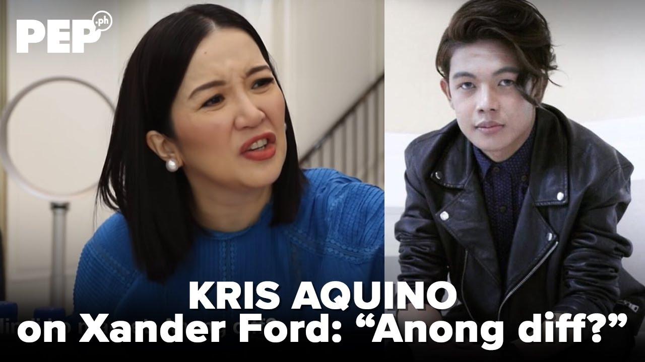 On whats kris aquino latest Kris Aquino