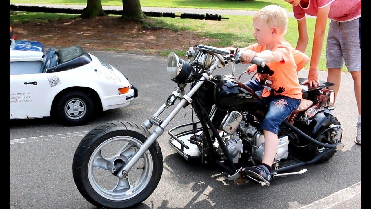 Silber Trendsky Kinder Motorrad Elektrofahrzeug Bike Kindermotorrad Elektromotorrad