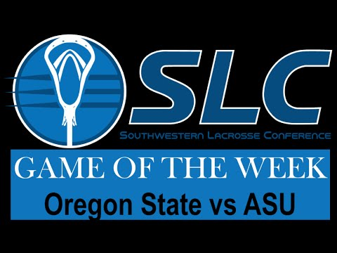 #12 OREGON STATE U. vs. #5 ARIZONA STATE U.