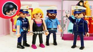 Karla muss ins Gefängnis! Playmobil Polizei Film - KARLCHEN KNACK #194