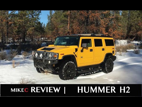 Hummer H2 Review | 2003-2009