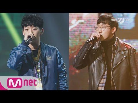 School Rapper [8회]′어쩌면 이건 내가 아닌 엄마의 꿈′ 양홍원(feat.크루셜스타) - ♬Better Man @Final 170331 EP.8