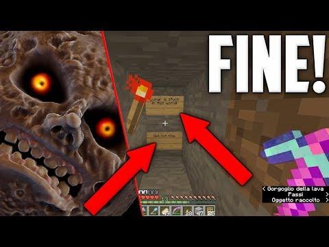 LA FINE DI LUNAR? (🔴 INCREDIBILE) - Minecraft ITA