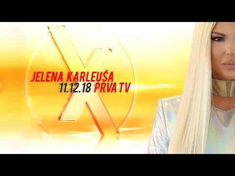 JELENA KARLEUSA // Exkluziv / 11.12.18