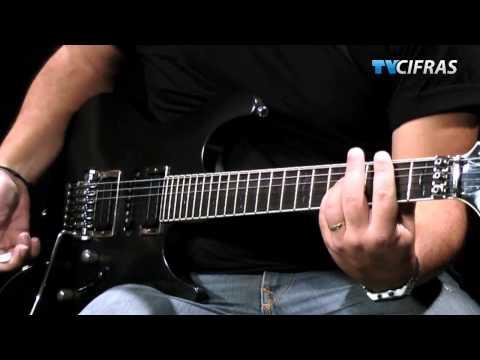 Whitesnake - Love Ain't No Stranger - Aula de Guitarra - TV Cifras