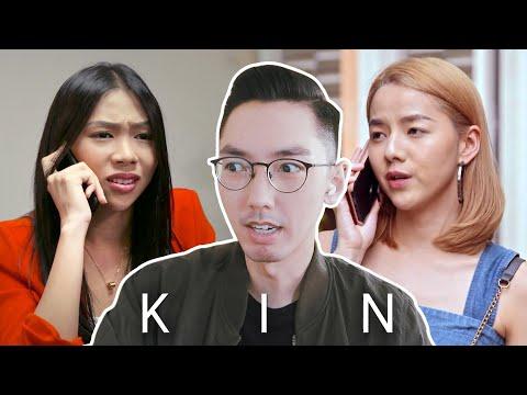 Watching Singapore TV Drama KIN Without Context