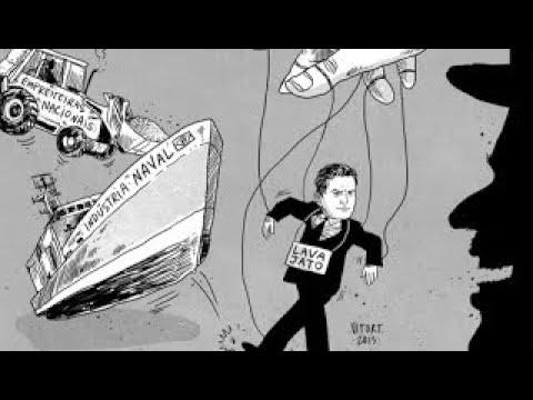 Resumo o desmonte do Brasil e Sérgio Moro
