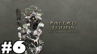 Fallen Lords: Другой Мир. Души мертвые часть 6.