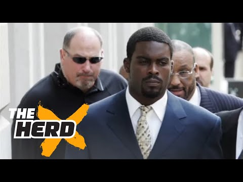 Michael Vick reflects on his NFL Career and more with Colin | THE HERD (FULL INTERVIEW)