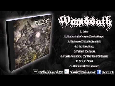 Wombbath - Downfall Rising (FULL ALBUM STREAM HD)