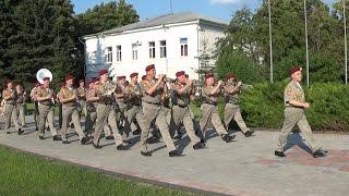"Марш-парад військових і духових оркестрів на відкритті XV фестивалю духової музики ""Сурми України"""
