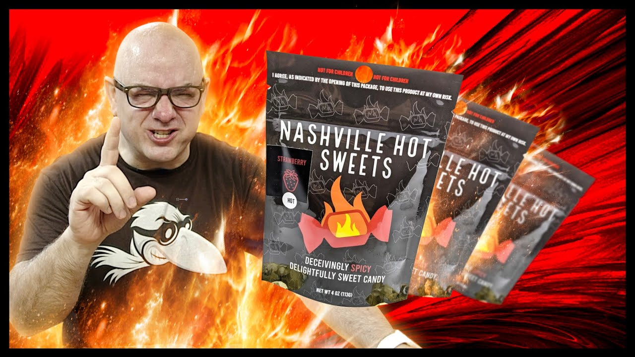 DECEIVINGLY SPICY, DELIGHTFULLY SWEET CANDY FROM NASHVILLE