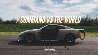 The Projects Sea 2 epi 2 : Command VS The World