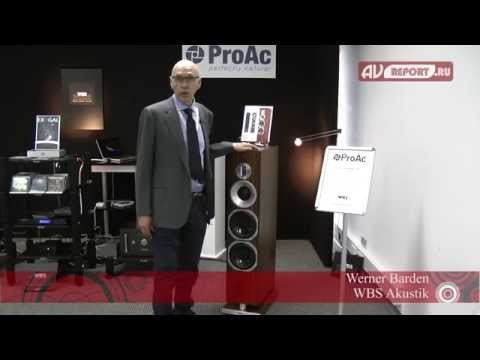 Munich High End Show 2015: ProAc