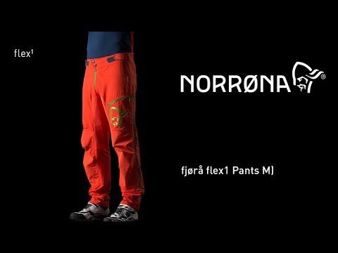 f7b0d35e Norrøna fjørå flex1 Pants (M) Phantom | Jakt & Friluft