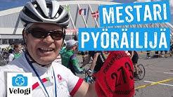 Olen mestaripyöräilijä! | Pirkan pyöräily klassikko 2019