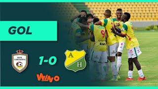 Real Cartagena vs. Huila (1-0) Torneo BetPlay Dimayor Fecha 15