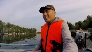 Ловля крупного хариуса на Ангаре Рыбалка 2019