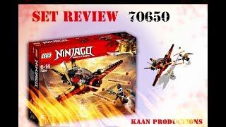 Lego Ninjago Destiny's Wing Set tanıtımı ( REVIEW)