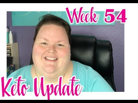 Keto: Week 54 update and weigh in