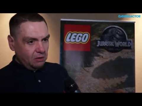 Lego Jurassic World - Mike Taylor Interview