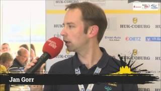 24.04.2016 // Pressekonferenz HSC 2000 Coburg - TuS Ferndorf