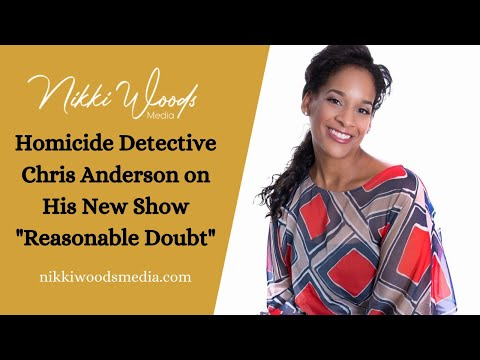 Retired Homicide Detective Chris Anderson talks about his ne