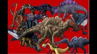 MORE DINOSAURS! -Dinosaur Simulator Roblox-