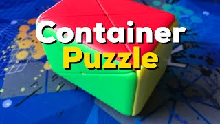Container Puzzle MoFang JiaoShi  Unboxing