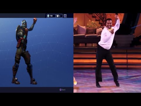 Bob Delmont - Carlton is suing Fortnite game for using his DANCE!!!