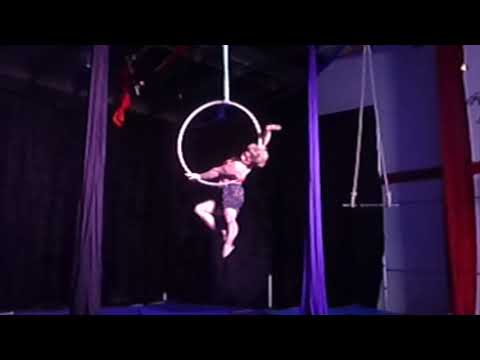 KateLyn Edwards  Aerial Hoop Reel