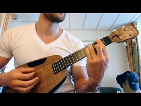 Gravity - John Mayer UKULELE CHORDS & Licks TUTORIAL