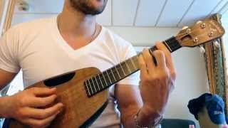 Gravity - John Mayer UKULELE CHORDS & Licks TUTORIAL