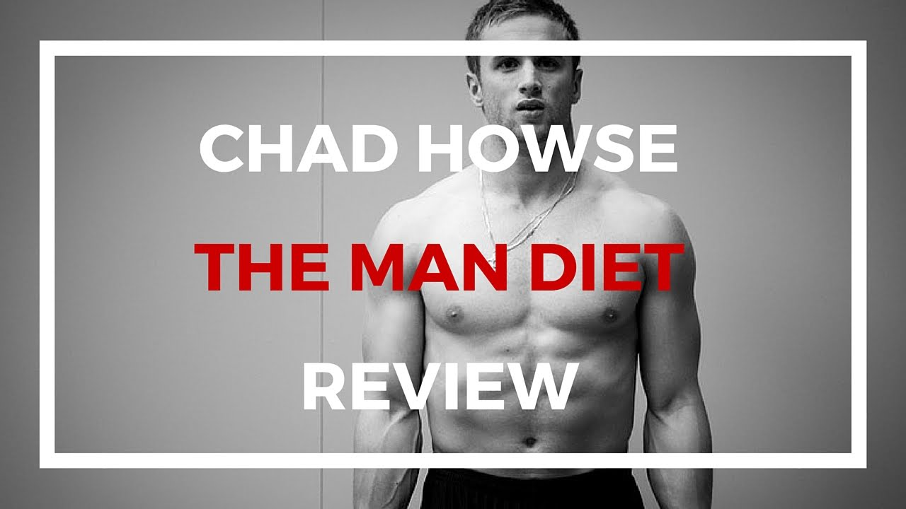 CHAD HOWSE THE MAN DIET PDF