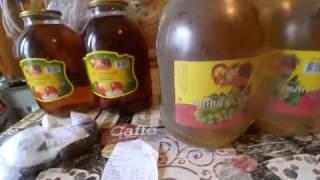 видео Рецепт чачи из магазинного виноградного сока