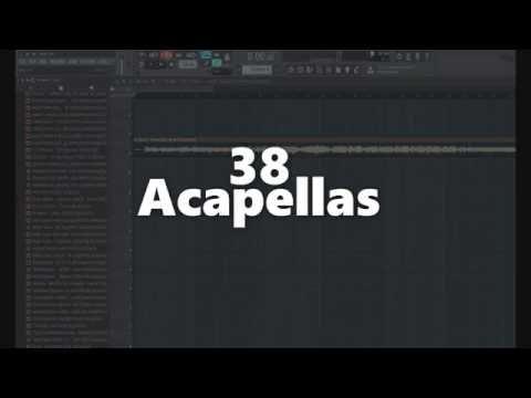 Mega Acapella Pack 1 - 38 EDM Acapellas